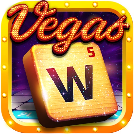 Vegas Words - Downtown Slots