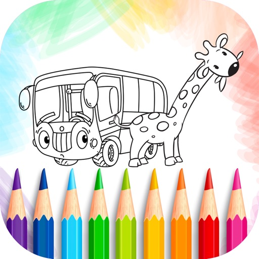 Coloring Book Pages 2018