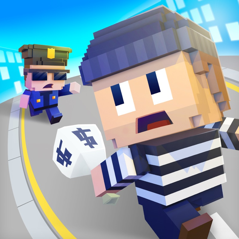 Blocky Cops Hack Tool
