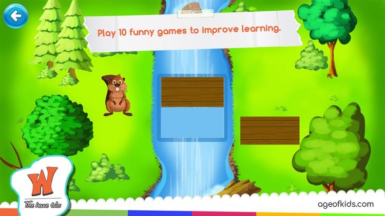 Animals Forest Wonderwood screenshot-6