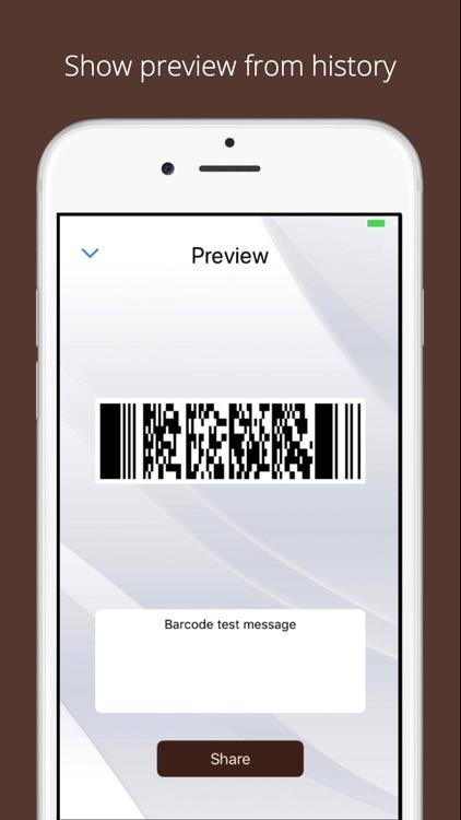 Code Reader kit screenshot-4