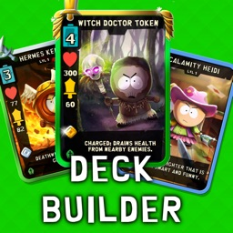 Deck Builder For SP Card Game