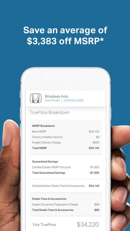 TrueCar: The Car Buying App screenshot-5
