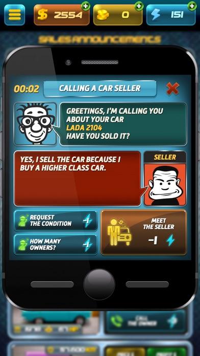 Racer Career Simulator screenshot 4