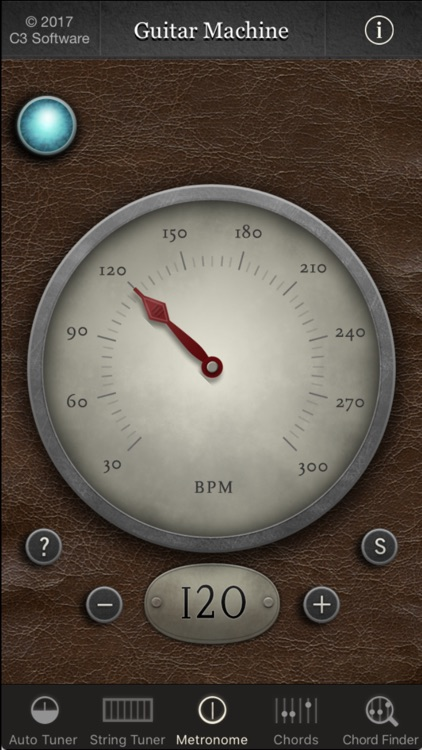 Guitar Machine - SteamPunk Guitar Tools screenshot-4