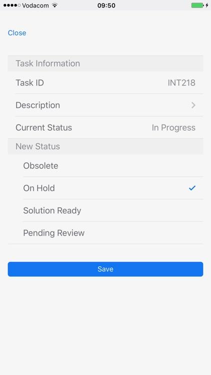 PlatSoft Task Managing System screenshot-4