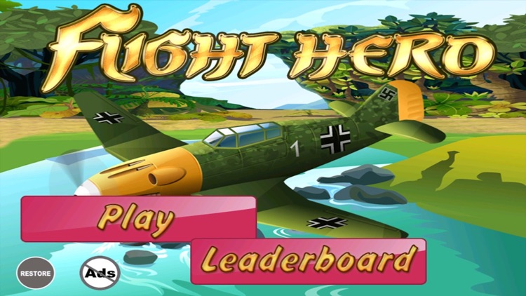 Flight Hero - Runway War Plane