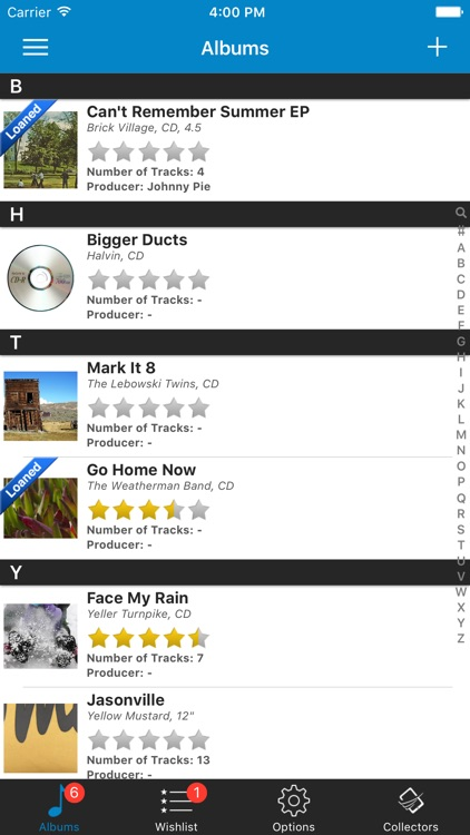 Music Collector Database Pro screenshot-3
