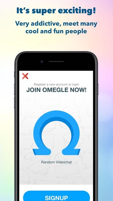 Omegle Screenshot