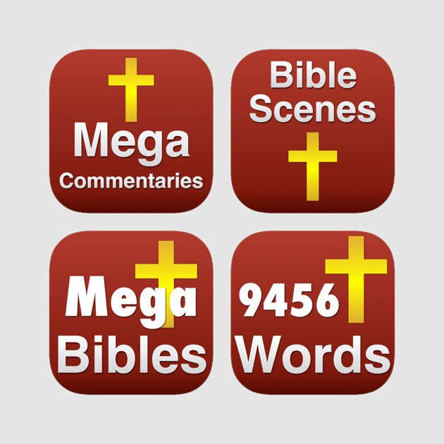 Bible Mega Pack on the App Store