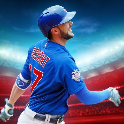 MLB Tap Sports Baseball 2017 application logo