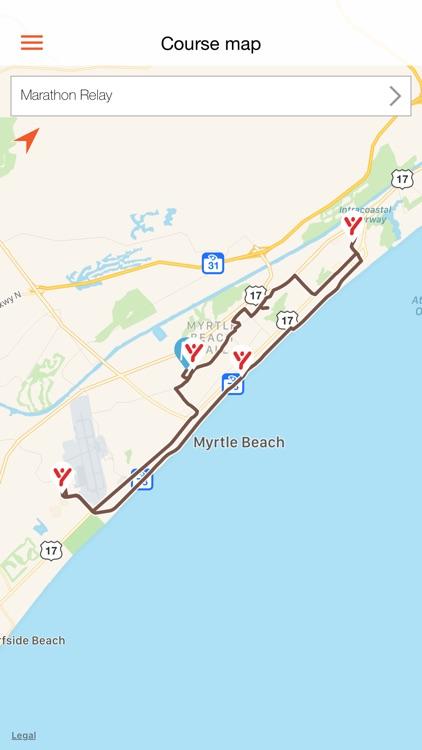 Myrtle Beach Marathon 2018 screenshot-4