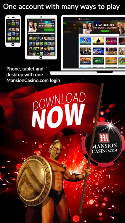 MansionCasino.com screenshot-4