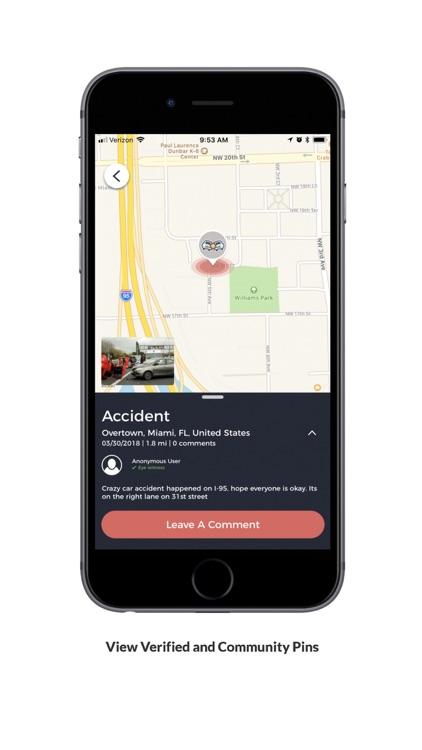 RedZone Map screenshot-4