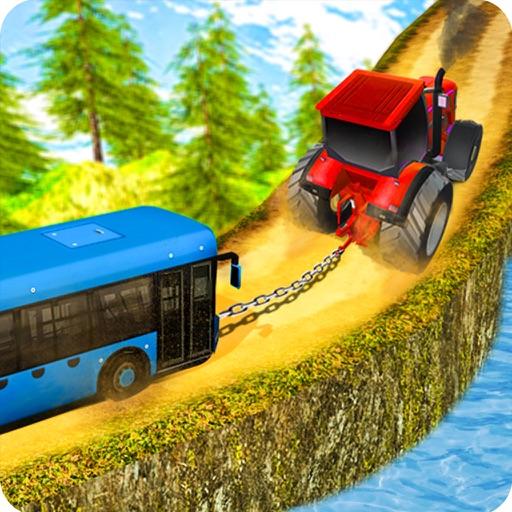 Farming Tractor Haul Simulator