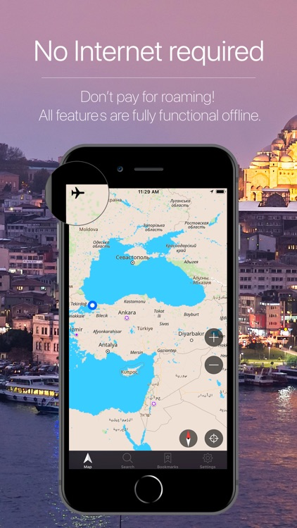 Turkey Offline Navigation