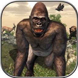 King Gorilla Jungle 3D
