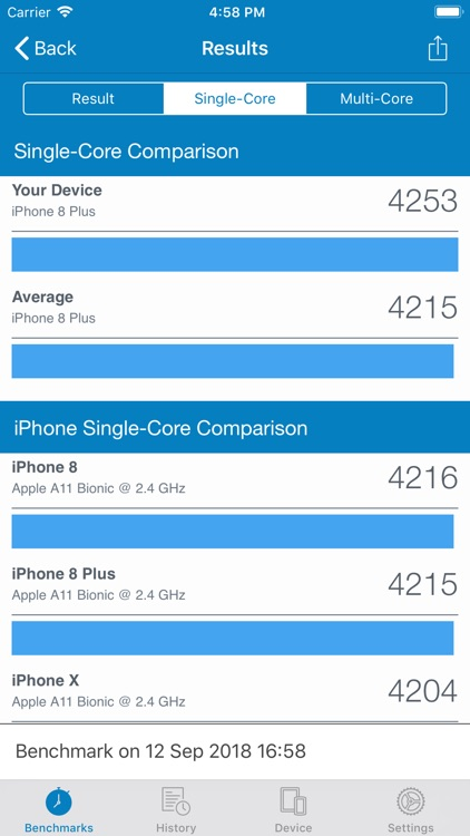 Geekbench 4 Pro screenshot-4