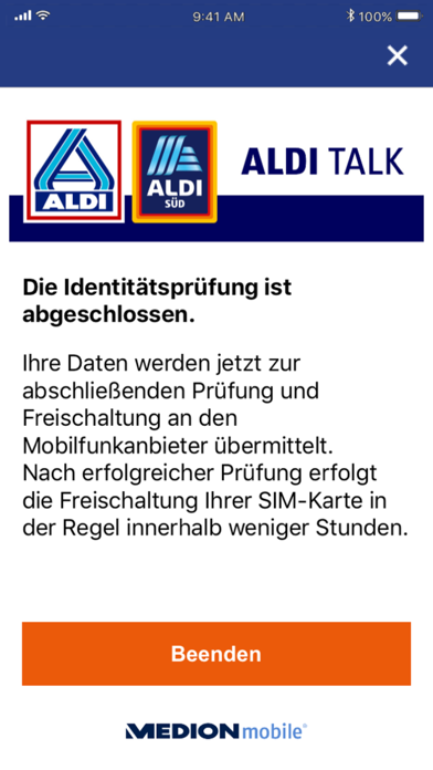 messages.download ALDI TALK Aktivierung software