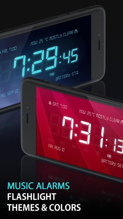 Alarm Clock - My Music Alarms screenshot-0
