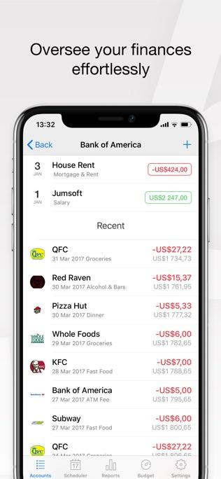 Временно бесплатно. Money — Budget & Finance