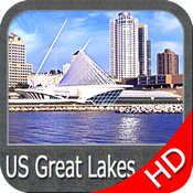 Great Lakes Hd Nautical Charts app review