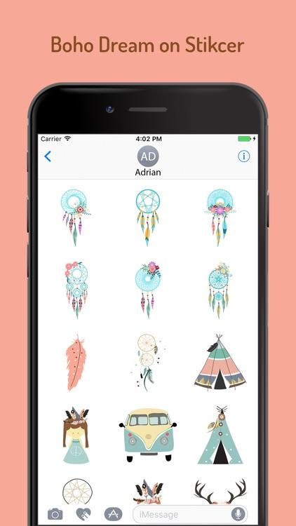 Boho Dream Sticker Pack