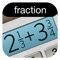 I'm Fraction Calculator Plus and I'm the best and easiest way to deal with everyday fraction problems