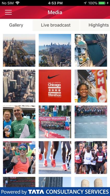 2018 Chicago Marathon screenshot-8