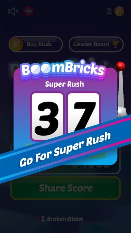 Boom Bricks RUSH