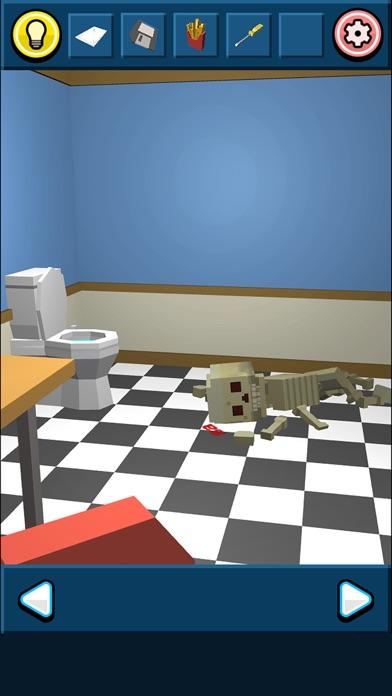 脱出ゲーム ハンバーガーショップからの脱出紹介画像5