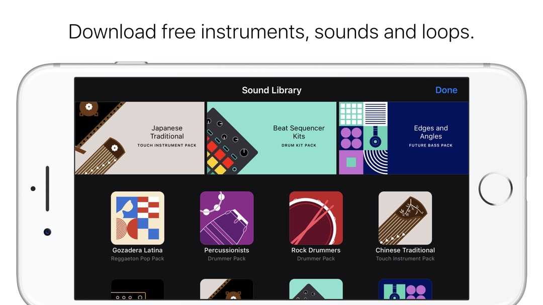 How To Use Downloaded Packs In Garageband