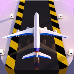 Airplane Landing - Flight Aircraft Tycoon