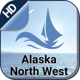 Alaska NW Charts For Boating