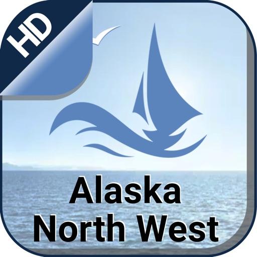 Alaska NW Charts For Boating