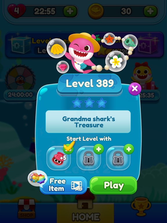 Baby Shark Match: Ocean Jam screenshot 12
