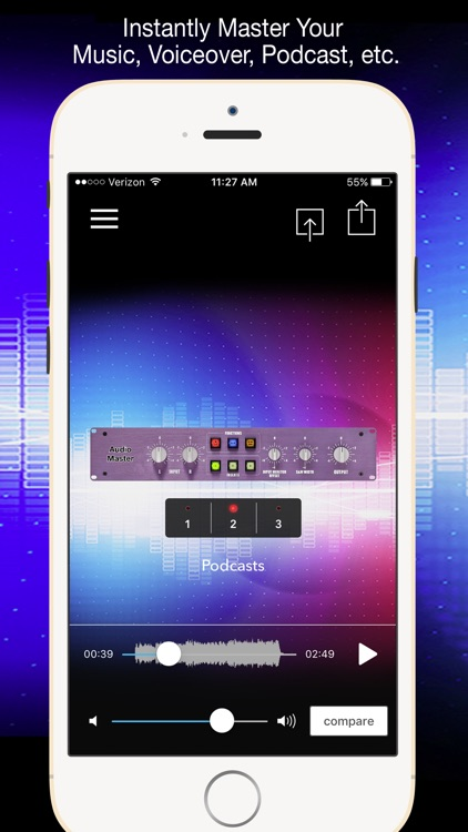 AudioMaster Pro screenshot-0