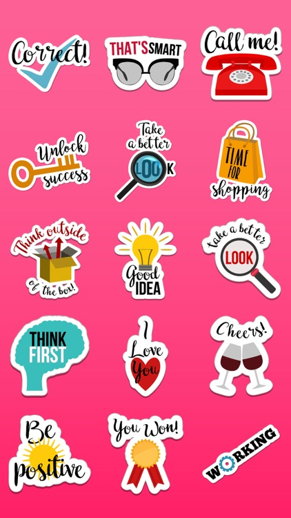 Daily Stickers for iMessage IM