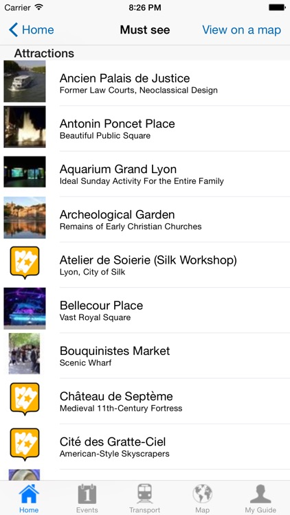 Lyon Travel Guide Offline screenshot-3