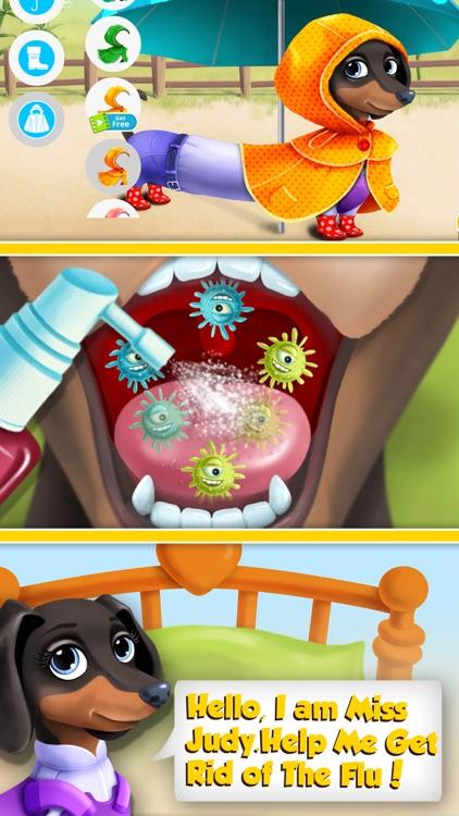 Farm Animals Hospital Doctor 3 - No Ads screenshot-4