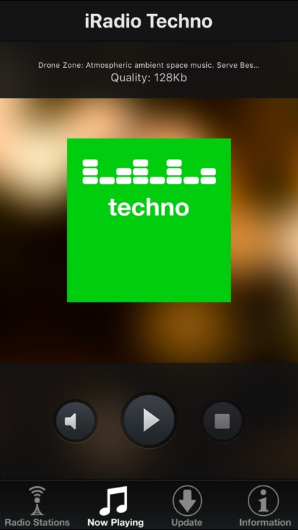 iRadio: Techno