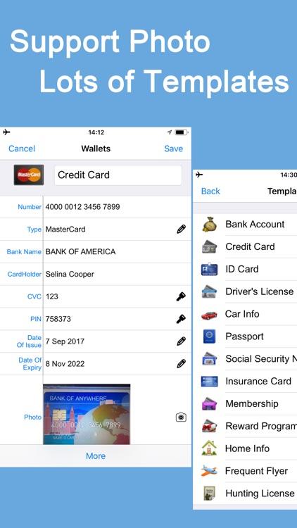 Password Manager Vault Safe screenshot-3