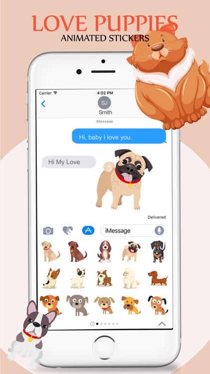 Animated Puppies screenshot-4
