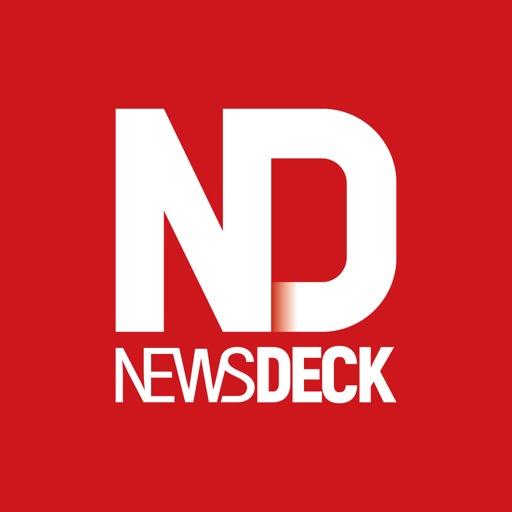 Newsdeck: Actu, News en direct Icon