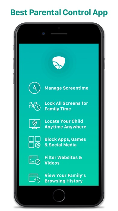 Mobicip Parental Control App screenshot two