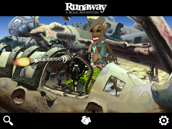 Скачать игру Runaway: A Road Adventure