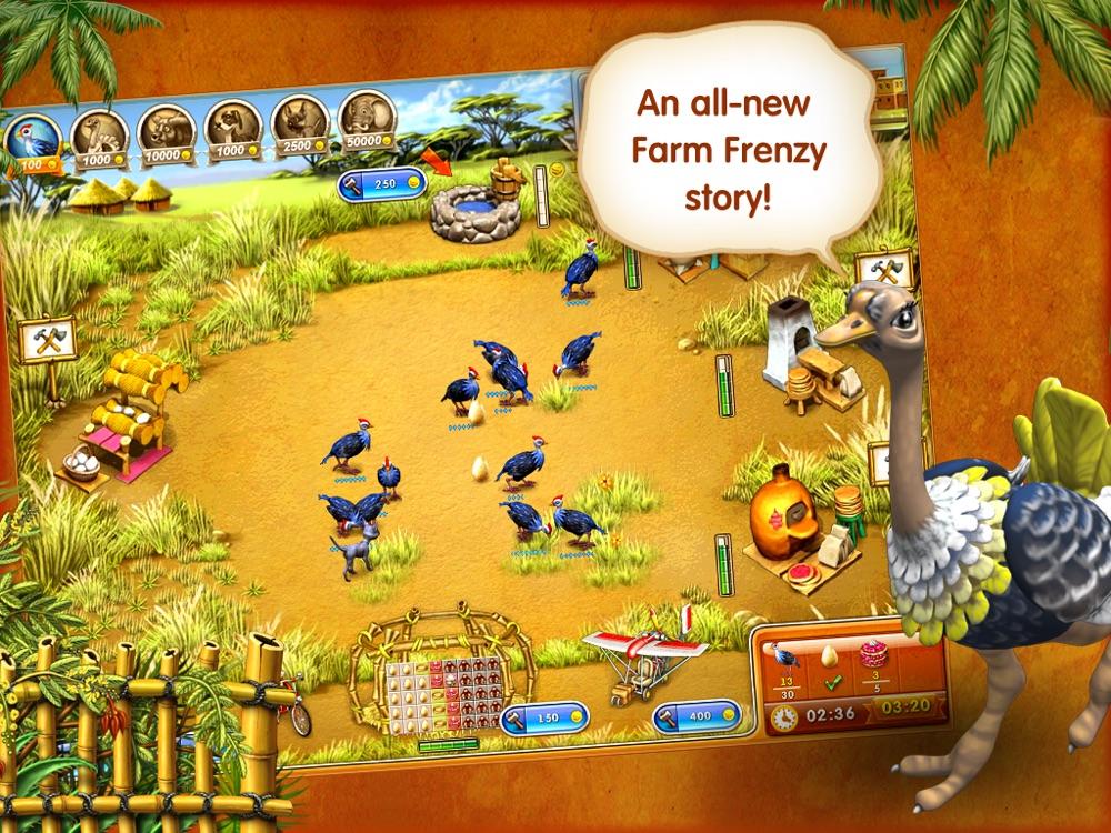 Farm Frenzy 3 Madagascar HD Cheat Codes