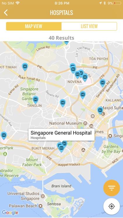 HealthHub SG screenshot-4