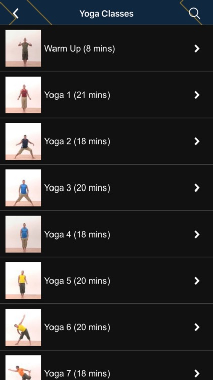 Easy Pilates & Yoga Workouts screenshot-3