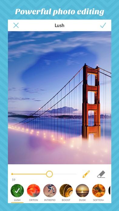 PicMonkey Photo Editor TouchUp app image